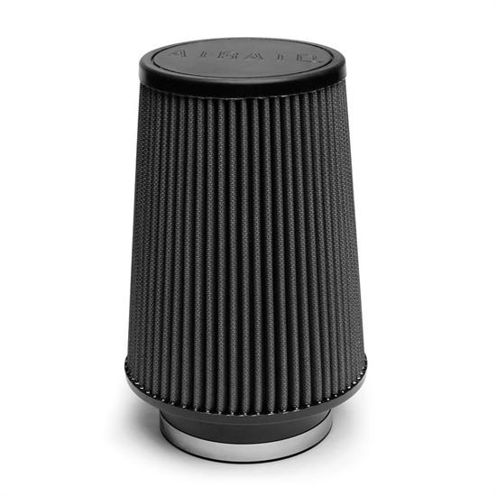 Airaid 702-422 SynthaMax Air Filter, Black, 8in Tall, Tapered Conical