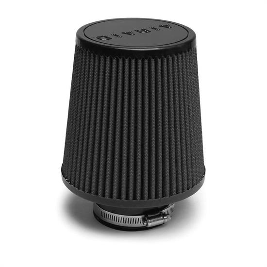 Airaid 702-493 SynthaMax Air Filter, Black, 6in Tall, Tapered Conical