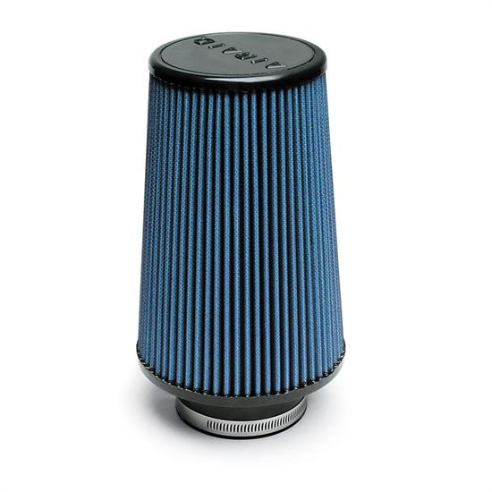 Airaid 703-420 SynthaFlow Air Filter, Blue, 9in Tall, Round Tapered