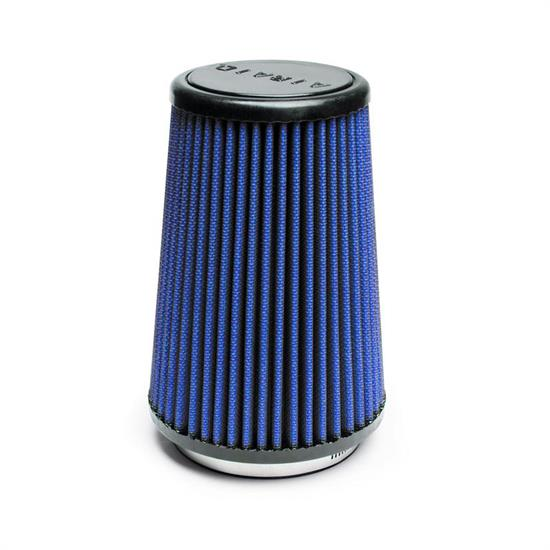 Airaid 703-430 SynthaFlow Air Filter, Blue, 7in Tall, Round Tapered