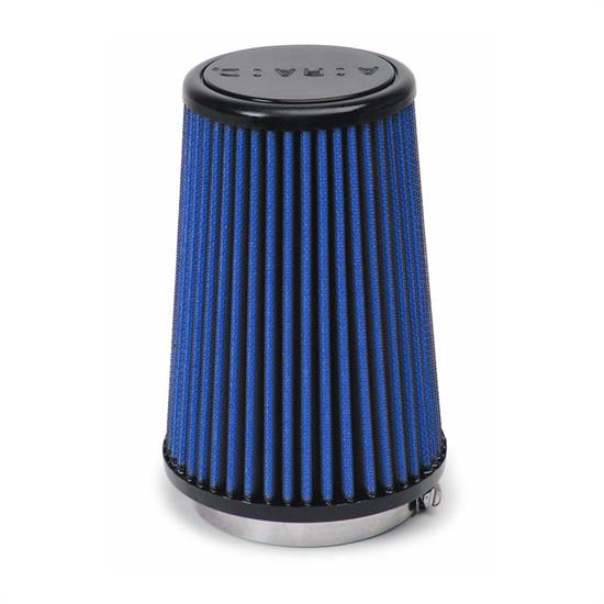 Airaid 703-433 SynthaFlow Air Filter, Blue, 7in Tall, Round Tapered