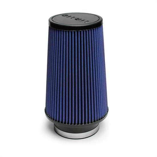 Airaid 703-470 SynthaFlow Air Filter, Blue, 9in Tall, Tapered Conical