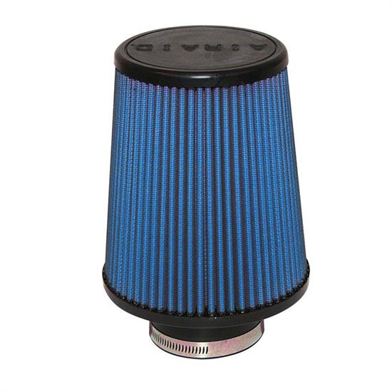 Airaid 703-494 SynthaFlow Air Filter, Blue, 7in Tall, Tapered Conical