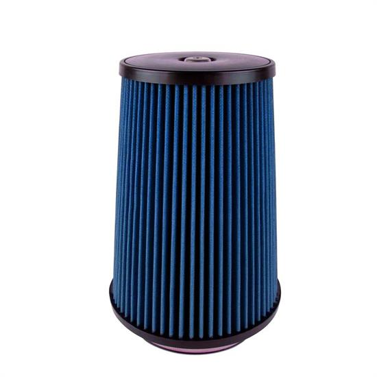 Airaid 703-499 Air Filter, Blue, 12in Tall, Round Tapered