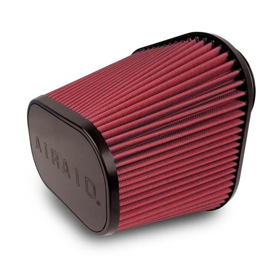 Airaid 721-478 SynthaMax Air Filter, Red, 7.5in Tall