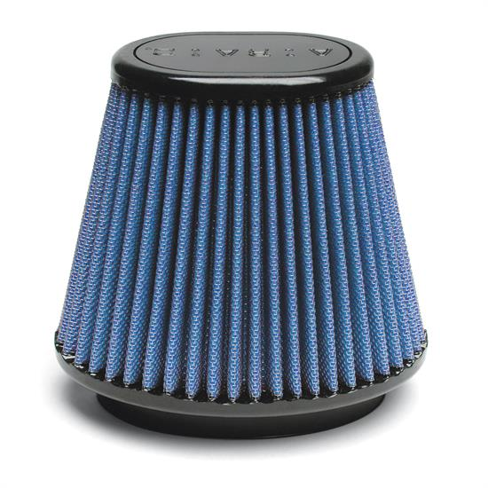Airaid 723-500 Air Filter, Blue, 5.625in Tall, Oval Tapered
