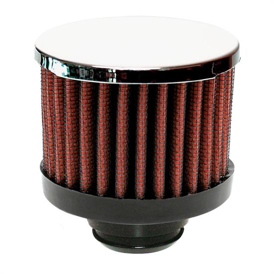 Airaid 775-490 Crankcase Breather Filter, 1.5in Tall