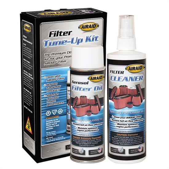 Airaid 790-551 Air Filter Cleaning Kit, 8 oz/6.25 oz Bottles