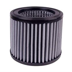 Airaid 884-101 Helmet Air Filter, Gray, 3.5 Tall, Round Straight