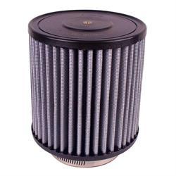 Airaid 884-106 Helmet Air System Filter, Gray, 5 inch, Round Straight