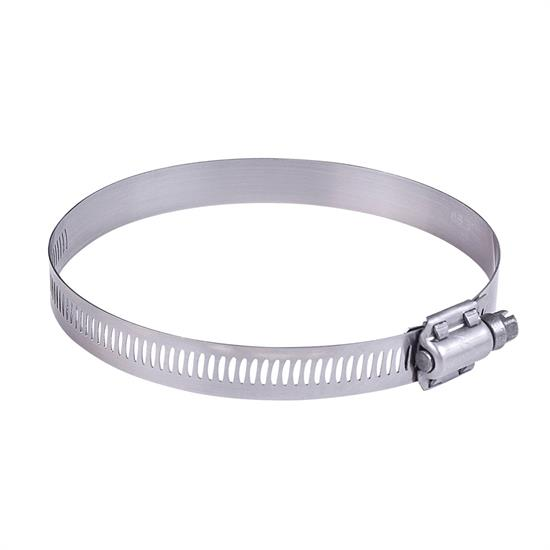 Airaid 9410 Hose Clamp, Stainless Steel, 5.625 - 6.5 Inch, Each