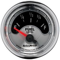 AutoMeter 1214 American Muscle Air-Core Fuel Level Gauge