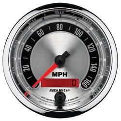 Auto Meter 1288 American Muscle Air-Core Speedometer Gauge