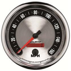 Auto Meter 1289 American Muscle Air-Core Speedometer Gauge