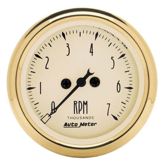 Auto Meter 1595 Golden Oldies Electric Tachometer