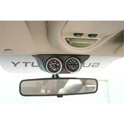 "Auto Meter 15021 Gauge Mount Dash Console Bezel Triple 2 1//16/"" Dodge RAM 03-05"