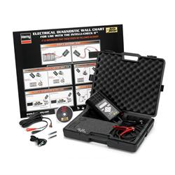 Auto Meter 200DTK Tester/Computer Adapter Kit Containing