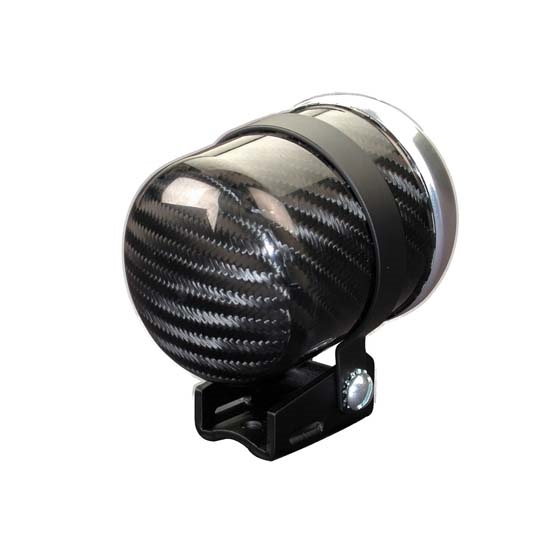 Auto Meter 2151 Carbon Fiber Pedestal Mount Cup for Electric Gauges