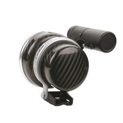 Auto Meter 2155 Carbon Fiber Pedestal Mount Cup for 5 Inch Tachometer