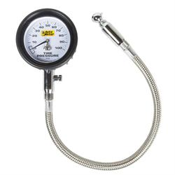 Auto Meter 2164 Tire Pressure Gauge, 0-100 Psi