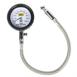 Auto Meter 2164 Tire Pressure Gauge, 0-100 Psi
