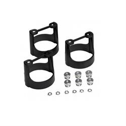 AutoMeter 2230 Gauge Bracket Kit, 2-1/16 Inch, Composite Qty 3