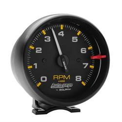 Auto Meter 2300 Auto Gage Air-Core Pedestal Tachometer Gauge