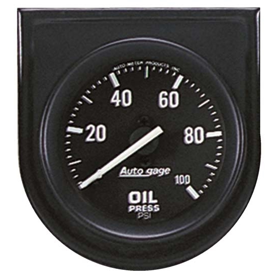 Auto Meter 2332 Auto Gage Mechanical Oil Pressure Gauge