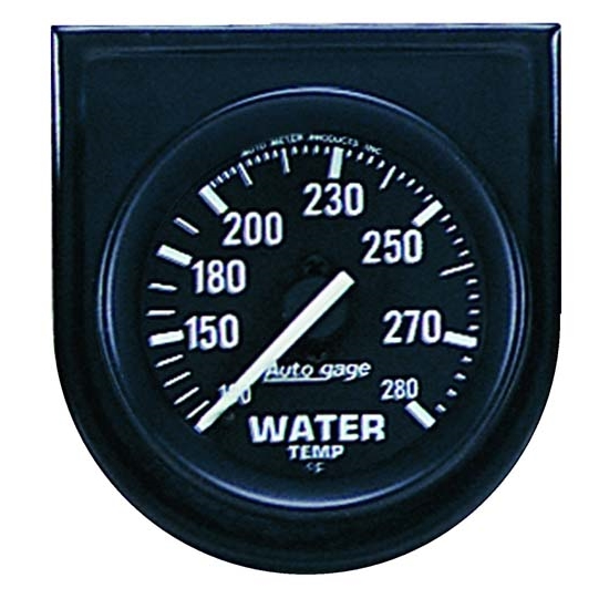 Auto Meter 2333 Auto Gage Mechanical Water Temperature Gauge
