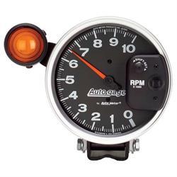 Auto Meter 233904 Auto Gage Air-Core Pedestal Tachometer Gauge