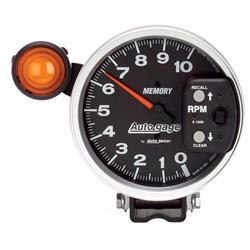 Auto Meter 233906 Auto Gage Air-Core Pedestal Tachometer Gauge