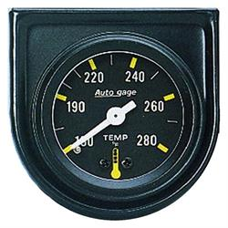 AutoMeter 2352 Auto Gage Mechanical Water Temperature Gauge
