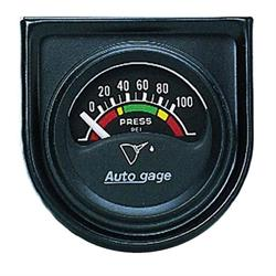 AutoMeter 2354 Auto Gage Air-Core Oil Press. Gauge