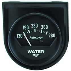 AutoMeter 2361 Auto Gage Mechanical Water Temperature Gauge