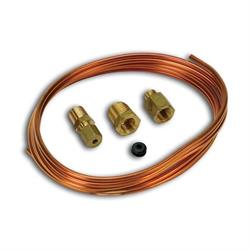 AutoMeter 3224 Mechanical Press. Gauge Tubing Kit, Copper Line