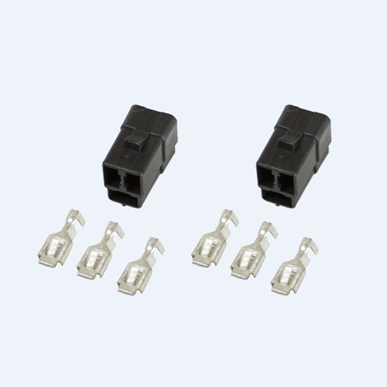 Auto Meter 3298 SSE Gauge Connector Plugs, 2 Pack
