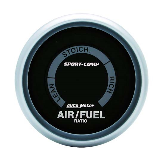 Auto Meter 3375 Sport-Comp Digital  Narrowband Air/Fuel Ratio Gauge