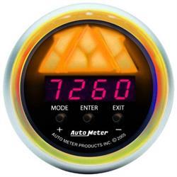 Auto Meter 3387 Sport-Comp Pro-Shift Digital Shift-Light Gauge, Stage1