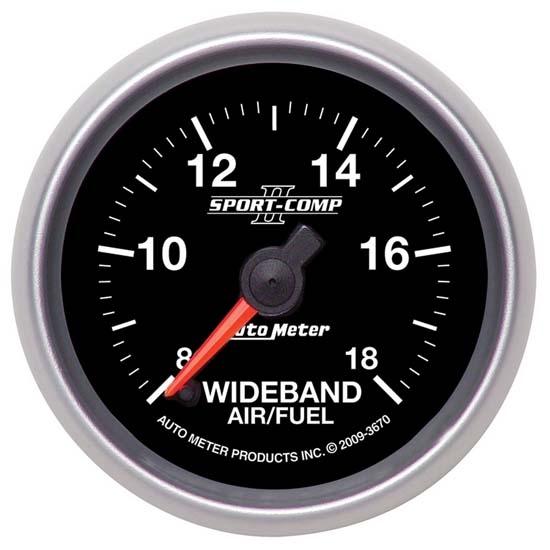 Auto Meter 7575 Phantom II Fuel Gauge
