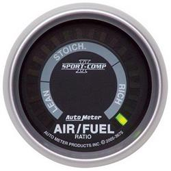 Auto Meter 3675 Sport-Comp II Digital  Narrowband AFR Gauge
