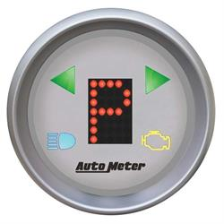 Auto Meter 4359 Ultra-Lite Digital PRNDL Gear Position Indicator Gauge