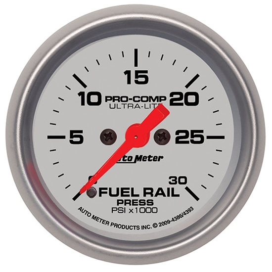 Auto Meter 4388 Ultra-Lite Pro-Shift Digital Shift-Light Gauge, Stage2