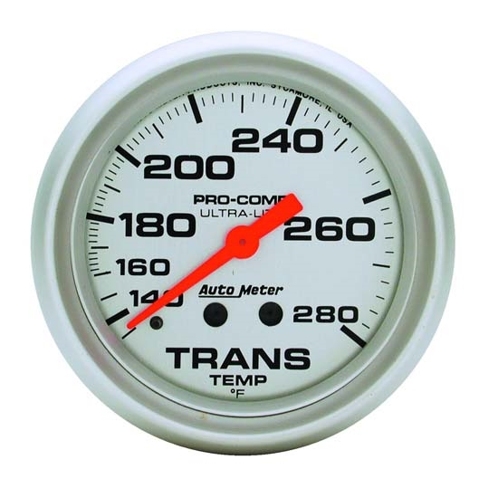 AutoMeter 4451 Ultra-Lite Mechanical Transmission Temp. Gauge