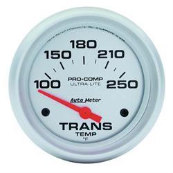 Auto Meter 4457 Ultra-Lite Air-Core Transmission Temperature Gauge