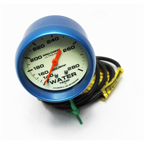 Auto Meter 4532 Ultra-Nite Water Temperature Gauge