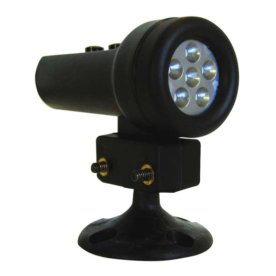 Auto Meter 5321 5-LED Mini Shift-Lite with Pedestal Mount