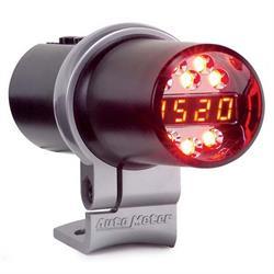 Auto Meter 5348 Accessories Digital DPSS Shift-Light Gauge