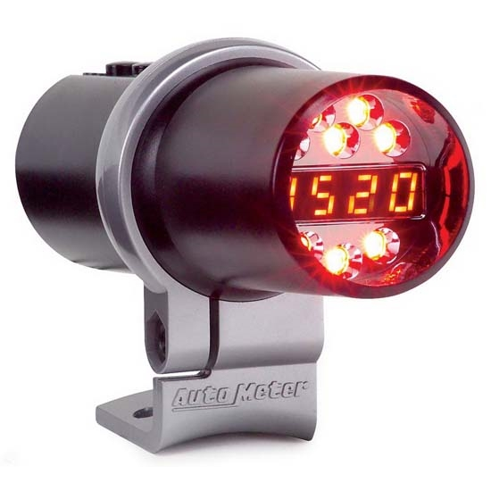 Auto Meter 5350 Accessories Digital DPSS Shift-Light Gauge