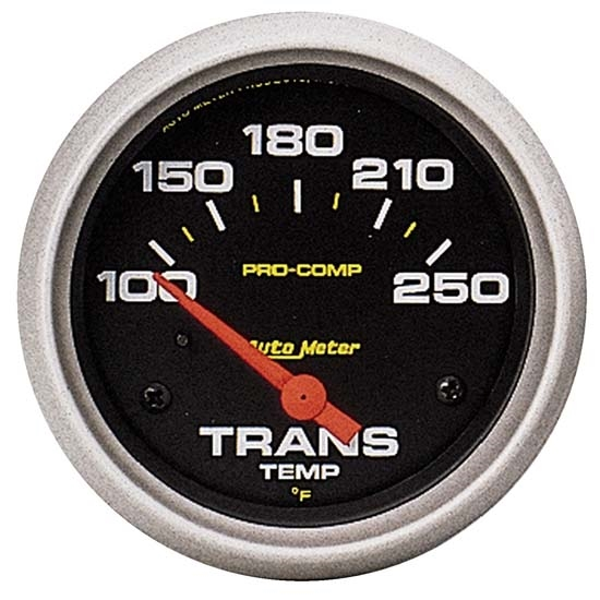 Auto Meter 5457 Pro-Comp Air-Core Transmission Temperature Gauge