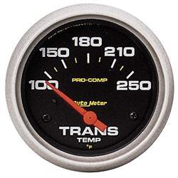Auto Meter 5457 Pro-Comp Air-Core Transmission Temperature Gauge